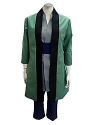 preiswerte -Inspiriert von Naruto Cosplay Anime Cosplay Kostüme Cosplay Kostüme Andere 3/4-Ärmel Mantel / Top / Hosen Für Unisex
