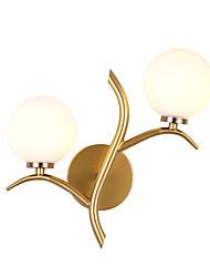 abordables -Style mini / Créatif LED / Moderne / Contemporain Appliques Salle de séjour / Bureau / Bureau de maison Métal Applique murale 110-120V / 220-240V 5 W