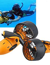 Недорогие -Water Propeller - Батарея - Прочный Плавание, Дайвинг, Для погружения с трубкой Полипропилен + ABS  Для Взрослые