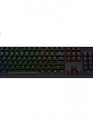 cheap -Xiaomi YXJP01 YM Cable RGB Backlit Keyboards 104 pcs Gaming Keyboard Backlit USB Port powered