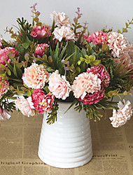 cheap -Artificial Flowers 1 Branch Classic / Single Stylish / Pastoral Style Chrysanthemum Tabletop Flower