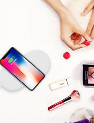billiga Telefoner och Tabletter Laddare-PR-hq-f 15w fast qi trådlös mobil / mobil laddningshållare / strömport / pad / station / laddare för iPhone / Samsung / Nokia / Motorola / Sony / Huawei / Xiaomi