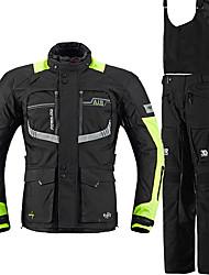economico -MOTOBOY Abbigliamento moto Giacche Pants Set per Per uomo Oxford / Piume Per tutte le stagioni Impermeabile / Resistenti / Protezione