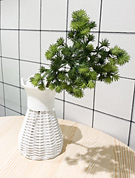 cheap -Artificial Flowers 1 Branch Classic Modern / Contemporary / Simple Style Plants