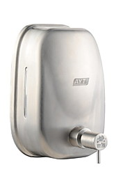 cheap -Soap Dispenser New Design / Cool Contemporary Stainless Steel / Iron 1pc - Bathroom Wall Mounted