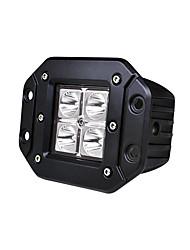 baratos -Lights Maker 1 Peça Carro Lâmpadas 12 W SMD 3030 4 LED Luz Anti Neblina Para Universal Todos os Anos