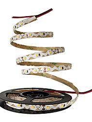 Недорогие -5 метров Гибкие светодиодные ленты 300 светодиоды 2835 SMD Тёплый белый / Белый / Красный Декоративная 12 V 1шт