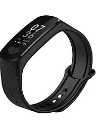 cheap -Smart Bracelet Smartwatch B9 for iOS / Android Heart Rate Monitor / Waterproof / Blood Pressure Measurement / Calories Burned / Long Standby Pedometer / Call Reminder / Activity Tracker / Sleep