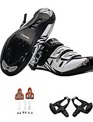 Недорогие -Велообувь с педалями и шипами Спорт Одежда для отдыха на природе Велосипеды для активного отдыха Велосипедный спорт