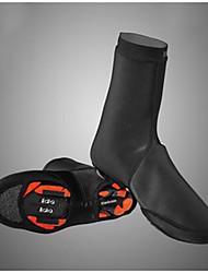 baratos -ROCKBROS Protetor de Sapatos Unisexo Anti-Escorregar Roupa Diária Esportivo SBR Courino Exercicio Exterior