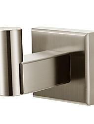 baratos -Ganho para Roupão Legal Moderna / Modern Aço Inoxidável 1pç - Banheiro Montagem de Parede