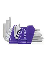 billige -minimalistisk stil Værktøjsstål Fastgørelsesmidler 9 pcs