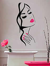 cheap -Decorative Wall Stickers - 3D Wall Stickers / People Wall Stickers Shapes / Princess Living Room / Bedroom