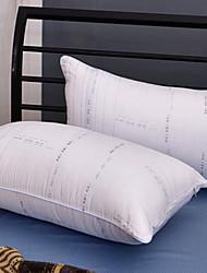 baratos -conforto confortável superior qualidade cama travesseiro confortável algodão 100% algodão