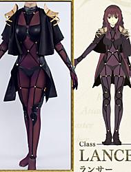 economico -Ispirato da Fato / Grande Ordine Cosplay Anime Costumi Cosplay Abiti Cosplay Voiles & Strati / Manga / Ricamato N / D / Top / Abito Per Per donna