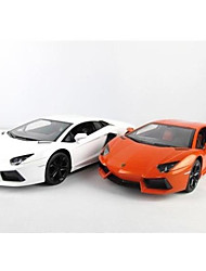 cheap -RC Car Rastar 43000-8 4CH Infrared Car 1:14 25 km/h KM/H LED Light / Remote-Controlled