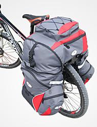 cheap Back to School Blowout-65 L Bike Panniers Bag 3 In 1, Waterproof, Rain-Proof Bike Bag 600D Polyester Bicycle Bag Cycle Bag Cycling Bike