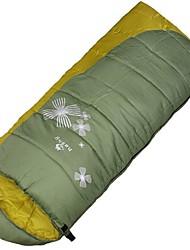 Недорогие -Jungle King Спальный мешок на открытом воздухе 0 °C Прямоугольный Пористый хлопок для Походы / туризм / спелеология Все сезоны