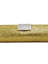 Недорогие -Жен. Мешки ПВХ Вечерняя сумочка Блеск Золотой