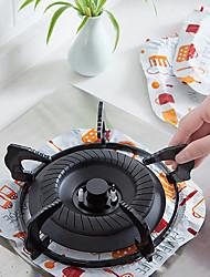 cheap -Kitchen Tools Aluminium Foil Heatproof Pot Rack & Accessories Everyday Use 8pcs
