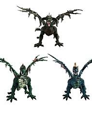 Недорогие -Драконы Мягкие и плюшевые игрушки Животные 3D в мультяшном стиле ПВХ (поливинилхлорида) Все Девочки Игрушки Подарок 3 pcs