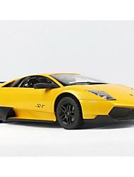 baratos -Carro com CR Rastar 38900-3 4CH Infravermelho Carro 1:14 9 km/h KM / H Controle Remoto / Luminoso