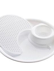 cheap -1 pc Plastics Creative / Heatproof Dinner Plate, Dinnerware
