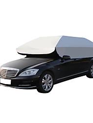 economico -Semi-coverage Coperture per auto Tessuto Oxford Per Universali Tutti i modelli Tutti gli anni per Estate