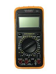Недорогие -dt9208a.4 портативный цифровой мультиметр lcd для дома и автомобиля