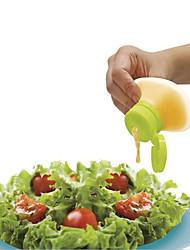 Недорогие -1шт Кухонная утварь Инструменты силикагель Мягкость Милый Шейкеры и мельницы Повседневное использование Для приготовления пищи Посуда