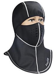 baratos -INBIKE Máscara Facial Outono / Inverno A Prova de Vento / Prova-de-Água / Manter Quente Ciclismo / Moto / Esportes de Inverno / Motoclicleta Unisexo Com Transparência / Veludo / Micro-Elástica