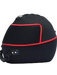 Недорогие -про-байкер мотоцикл сумка шлем сумка рыцарь мотоцикл путешествие многофункциональный инструмент хвост сумка сумочка багажник футляр для большого размера полный шлем