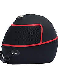 baratos -Pro-motociclista saco da motocicleta capacete saco cavaleiro de moto multifuncional ferramenta cauda saco bolsa de bagagem transportadora caso para tamanho grande capacete completo