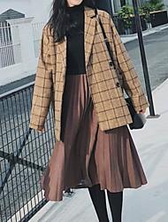 Women's  Plaid Coats