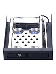 abordables -Unestech Boîtier de disque dur Indicateur LED / Prêt à l'emploi / Multi Fonction Acier Inoxydable / Alliage aluminium-magnésium ST2514