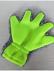 Недорогие -Кухня Чистящие средства Синтетическое волокно Перчатки Простой / Универсальный / Инструменты 1шт