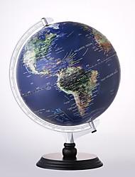 Недорогие -Мировые Глобусы Резина Классический Круглые Для дома / Для офиса