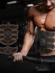 Недорогие -Abs-стимулятор / Экспедитор Abs С 6 pcs Электроника, Силовая тренировка, Тренажёр для приведения мышц в тонус Проработка мышц, Контейнер для живота Для