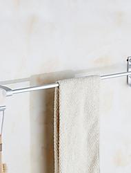 economico -Portasciugamani a muro Nuovo design / Fantastico Moderno Alluminio 1pc Singolo Montaggio su parete