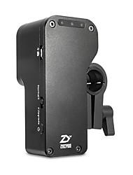 Недорогие -Сплав титана 8.5 mm 1 Секции Фотоаппарат Наплечная установка