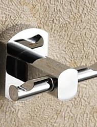 Недорогие -Крючок для халата Новый дизайн / Cool Modern Нержавеющая сталь 1шт На стену