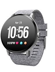 baratos -V11 Pulseira inteligente Android iOS Bluetooth satélite Esportivo Impermeável Monitor de Batimento Cardíaco Medição de Pressão Sanguínea Podômetro Aviso de Chamada Monitor de Atividade Monitor de