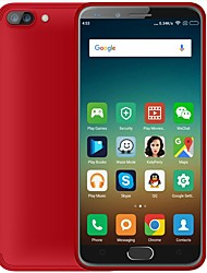 "baratos -SERVO X1 5 polegada "" Celular 4G (1GB + 8GB 8 mp / Lanterna Outro 2500 mAh mAh) / 1280x720"