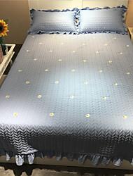 baratos -Confortável - 2pçs Fronhas de Almofada / 1 Cobertura de Cama Todas as Estações Microfibra Simples