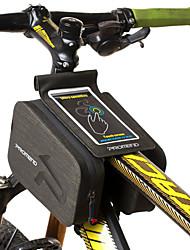 Недорогие -Сотовый телефон сумка / Бардачок на руль 6 дюймовый Велоспорт для Велосипедный спорт Черный