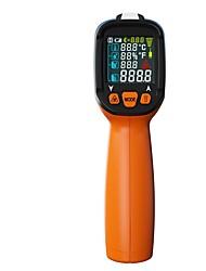 Недорогие -Пикметр PM6530D ЖК-дисплей Портативный инфракрасный термометр -50 ~ 800 с влажностью и точкой росы irt K тип окружающего УФ-света