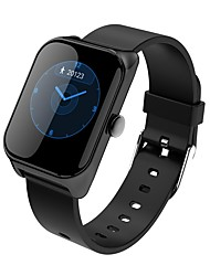 Недорогие -KUPENG B38 Универсальные Смарт Часы Android iOS Bluetooth Водонепроницаемый Пульсомер Измерение кровяного давления Сенсорный экран Израсходовано калорий / Длительное время ожидания / Педометр