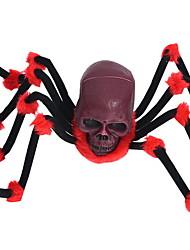 baratos -Decorações de férias Decorações de Halloween Halloween Entertaining Legal Roxo / Vermelho / Verde 1pç