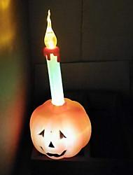 Недорогие -1шт LED Night Light Аккумуляторы AA Новый дизайн / Меняет цвета / Cool Батарея