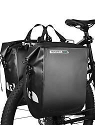 Недорогие -ROSWHEEL 20 L Сумка на багажник велосипеда / Сумка на бока багажника велосипеда / Сумки на багажник велосипеда Водонепроницаемость, Дожденепроницаемый, Влагонепроницаемый Велосумка/бардачок ПВХ